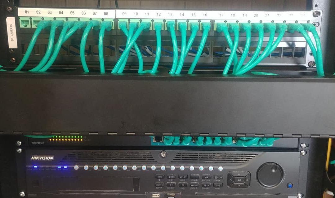 Thiefbusters for all your Network cabling needs as well!